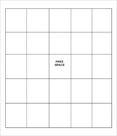Game Board Template - 8+ Free PDF Documents Download Free