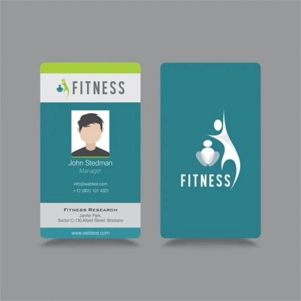8+ Id Badge Templates - PSD, Vector EPS Free  Premium Templates
