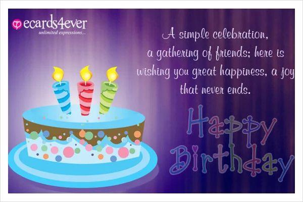 birthday card free download
