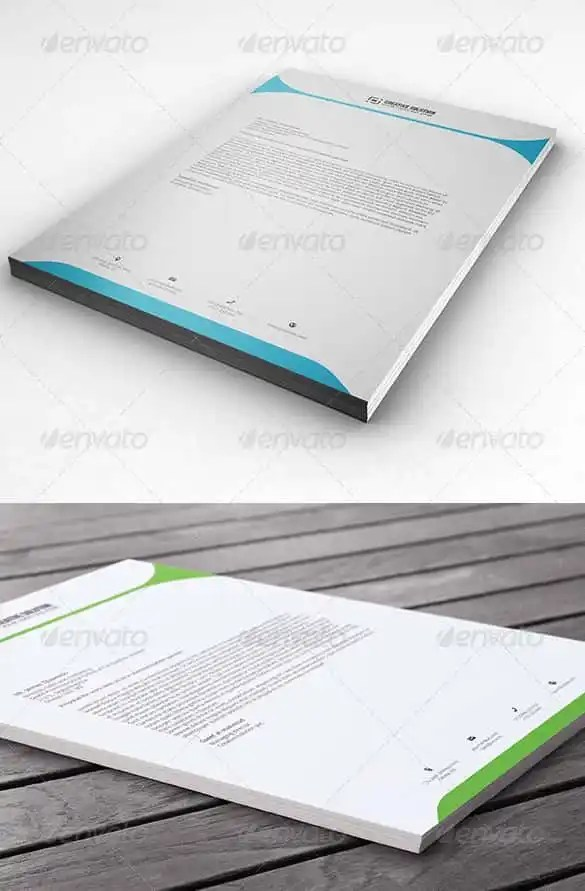 35+ Word Letterhead Templates - Free PSD, AI, EPS Format Download