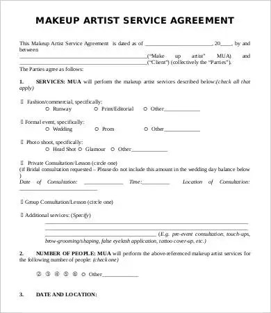 Freelance Contract Templates Standard Freelance Contract - sample freelance contract template