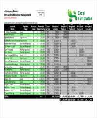 32 Free Excel Spreadsheet Templates Smartsheet. Customer ...