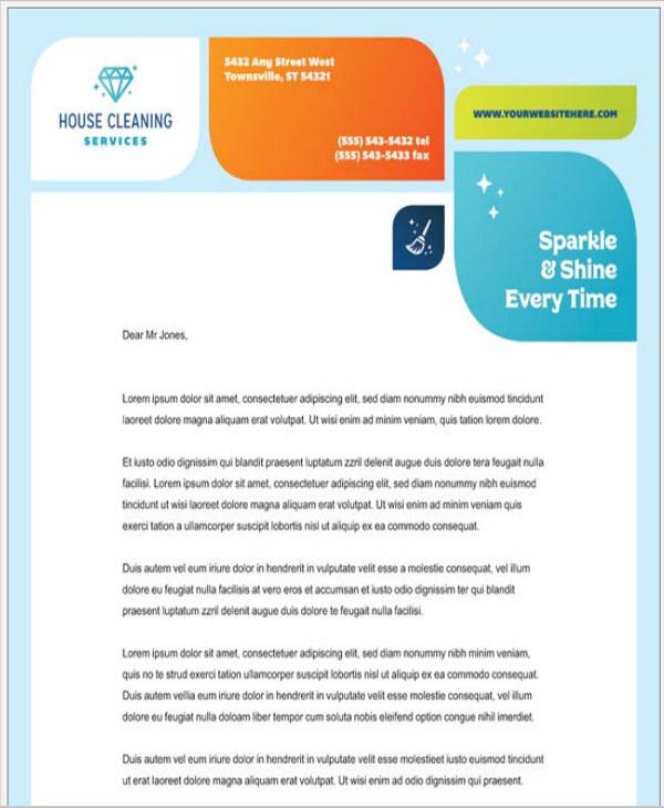 Construction Company Letterhead Template letterhead design for – Company Letterheads
