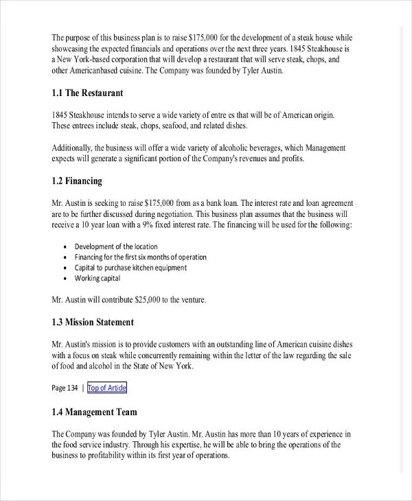 7+ Business Proposal Templates in Word Free  Premium Templates - business proposal document template