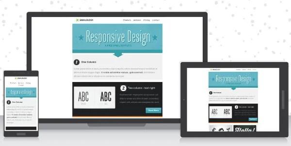 6+ Responsive E-mail Templates Free  Premium Templates - free responsive email template