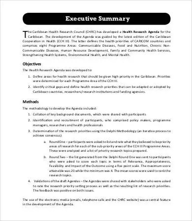 Amazing Research Agenda Template Crest - Best Resume Examples by - sample research agenda