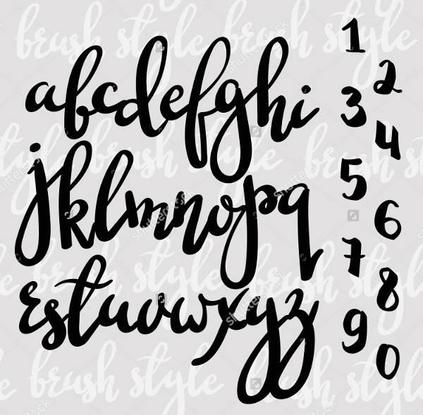 8+ Cool Letter Fonts - TTF, OTF Format Download Free  Premium