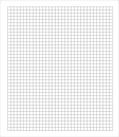 Large Graph Paper Template - 9+ Free PDF Documents Download Free - numbered graph paper template