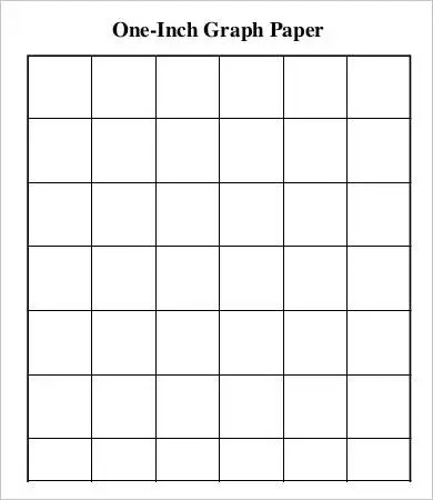 Large Graph Paper Template - 9+ Free PDF Documents Download Free