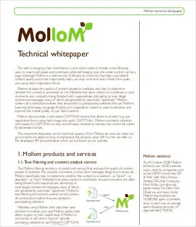 White Paper Template - 9+ Free PDF Documents Download Free - White Paper Pdf