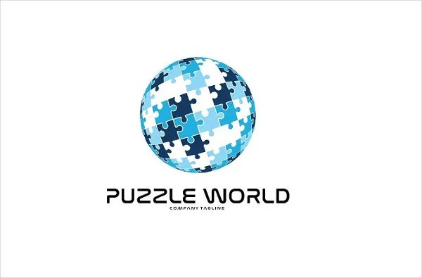 Puzzle Logos - 8+ Free PSD, Vector AI, EPS Format Download Free