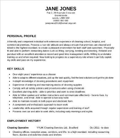 Work Experience Resume How To Write Resume With No Experience - work experience resume