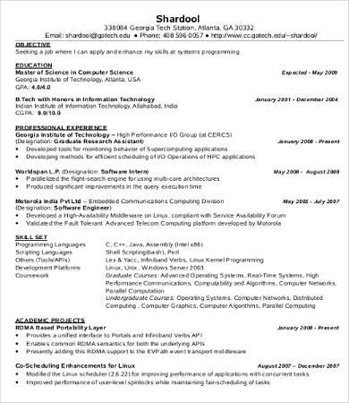 it resumes - Romeolandinez - resume resume