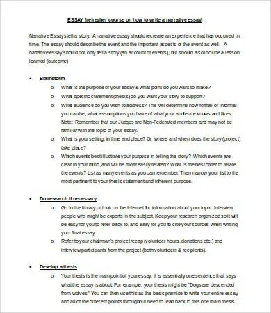 how to write an essay from an interview interview essay samples