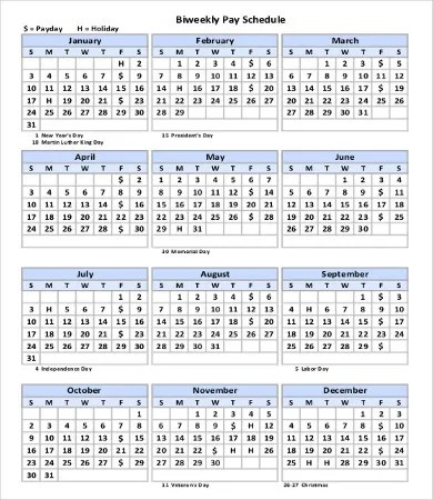 9+ Printable Weekly Calendar Templates \u2013 Free Sample, Example Format