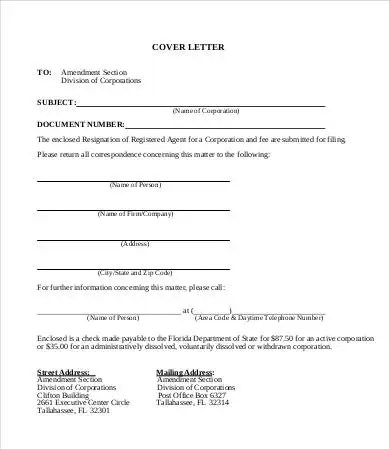 Transmittal Letter - 12+ Free Word, PDF, Google Docs, Apple Pages