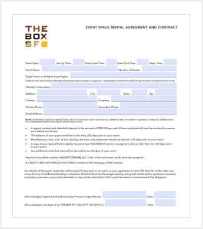 42+ Contract Templates Free  Premium Templates
