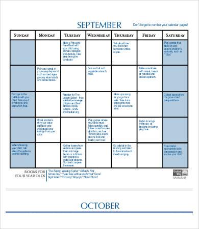 7+ Countdown Calendar Templates - Free Sample, Example, Format