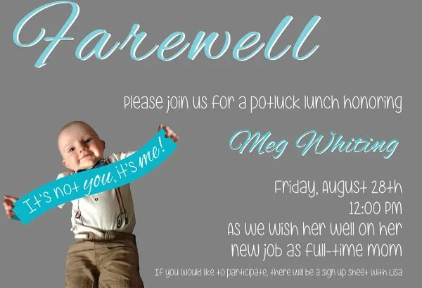 26+ Farewell Invitation Templates - PSD, EPS, AI Free  Premium