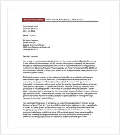 35+ Cover Letter Template Free  Premium Templates