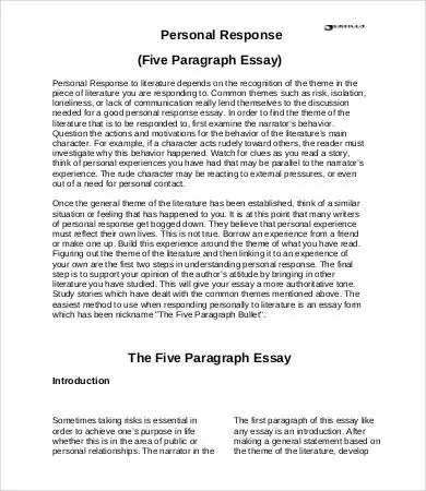 personal essay u2013 7 free samples examples format download free personal essay best