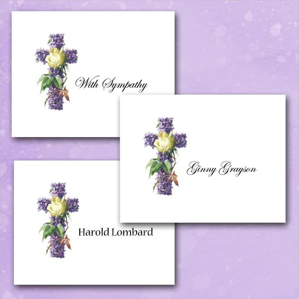 5+ Bereavement Thank-You Cards - PSD, EPS Free  Premium Templates