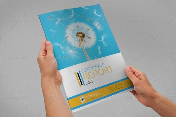 8+ Annual Report Brochure - Printable PSD, AI, InDesign, Vector EPS