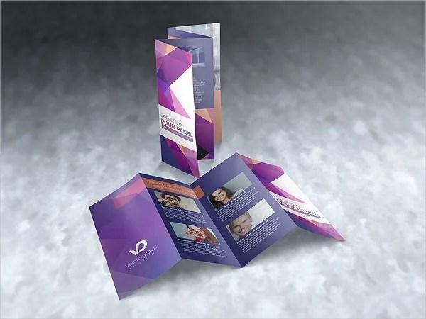 9+ Accordion Fold Brochure - Printable PSD, AI, InDesign, Vector EPS