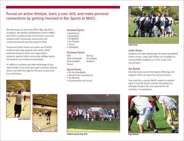 Sports Brochures - 8+ Printable PSD, AI, InDesign, Vector EPS Format - sports brochure