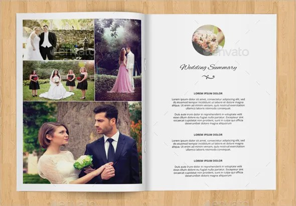 9+ Wedding Magazine Templates - Free Sample, Example, Format Free