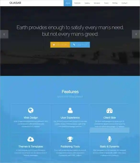 79 + Free Bootstrap Themes amp; Templates Free  Premium Templates