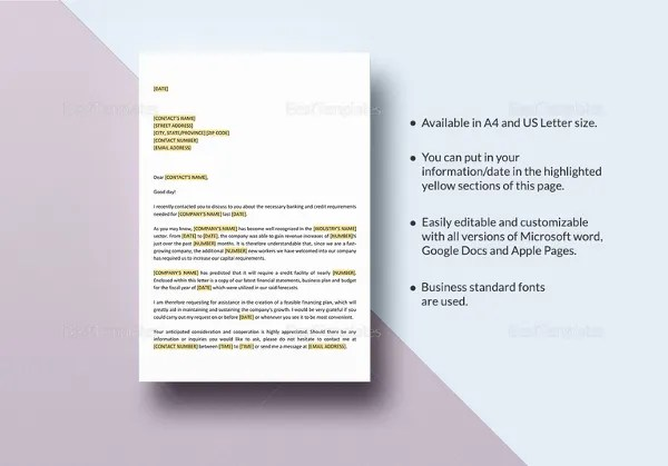 Request For Proposal Template - 13+Free Word, PDF Documents Download