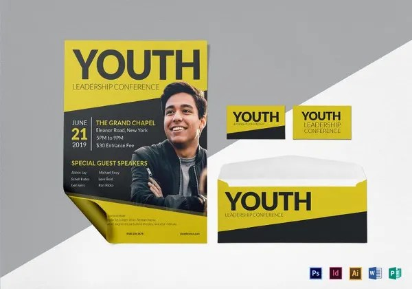 21+ Conference Flyers - Free PSD, Vector AI, EPS Format Download