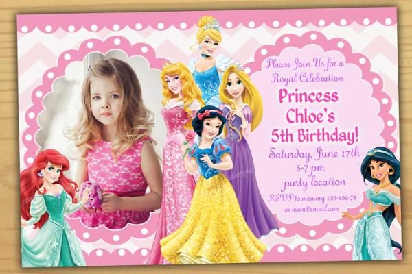 71+ Printable Birthday Invitation Templates - Word, PSD, AI, EPS