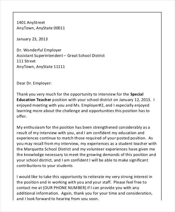 format of business letter pdf