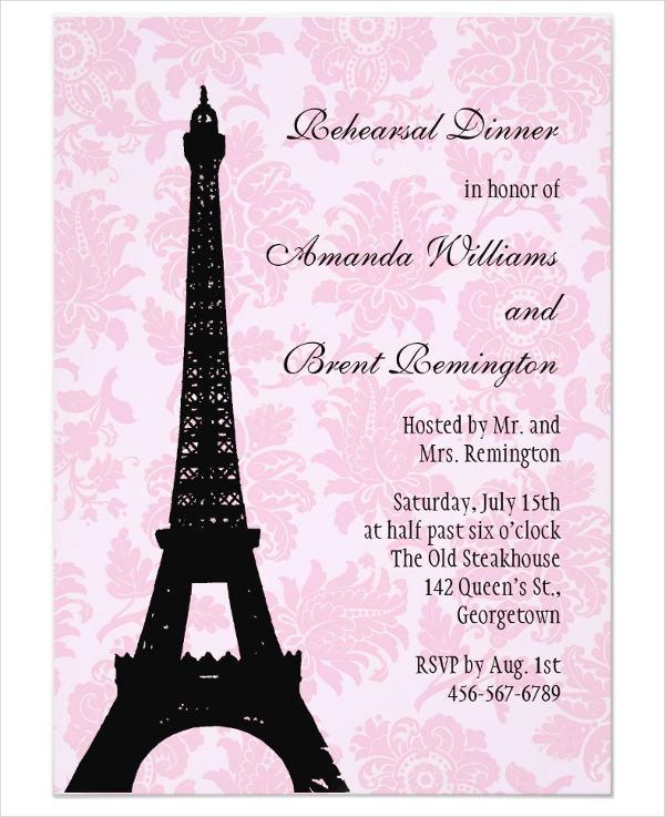 Romantic Dinner Invitation Templates Free - free template for - free dinner invitation templates printable