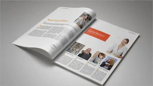 Magazine Layout Template - 16+ Free PSD, Vector EPS, PNG Format