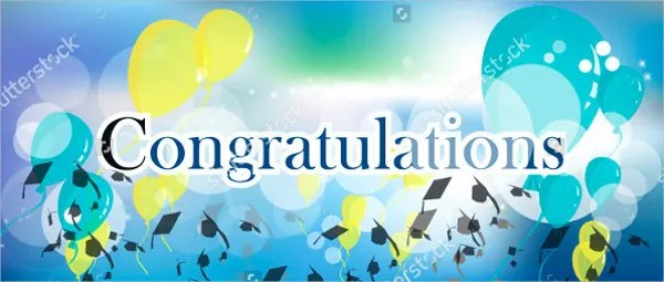 9+ Congratulations Banners - JPG, PSD, AI Illustrator Download