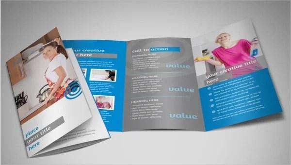 10+ Sample Cleaning Company Brochure Templates - AI, PSD, DOCS