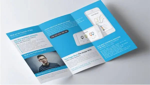 17+ Software Company Brochures - Design, Templates, Apple Page