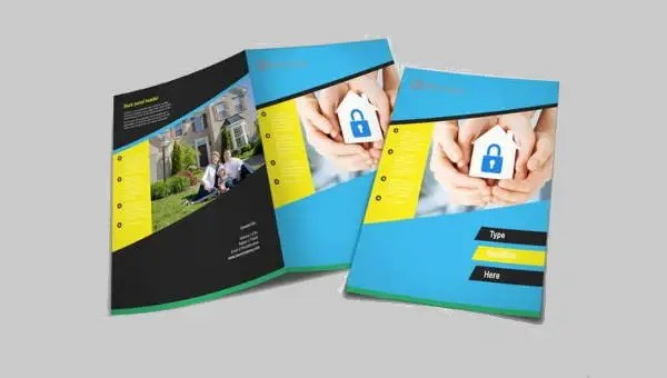 10+ Security Company Brochures - Designs, Templates Free  Premium