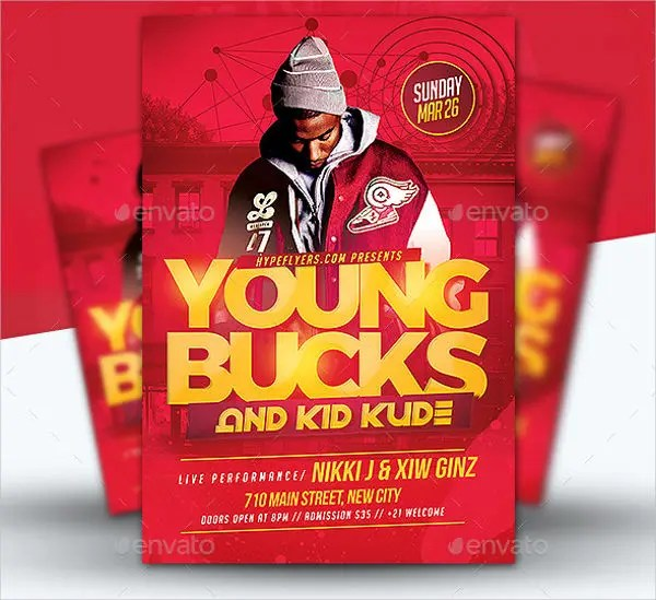13+ Music Event Flyers - PSD, AI, Word, EPS Vector Free  Premium