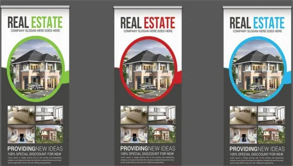9+ Real Estate Advertising Banners - Design, Templates Free