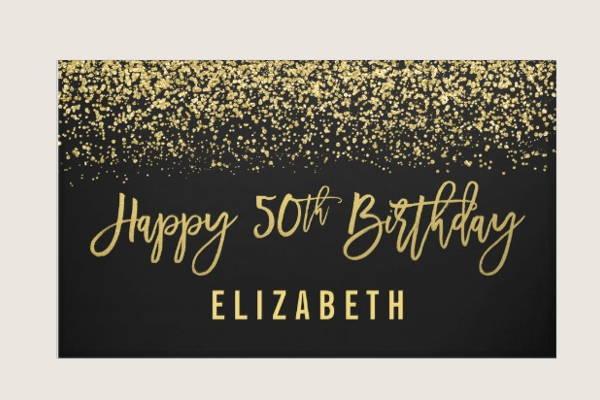 8+ Outdoor Birthday Banner Designs  Templates - PSD, Vector EPS