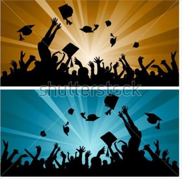 7+ Graduation Party Banners - Designs, Templates Free  Premium