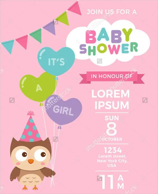 8+ Baby Shower Party Banners - Design, Templates Free  Premium