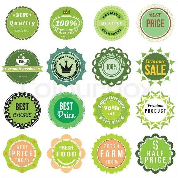 11+ Food Product Label Templates - Design, Templates Free