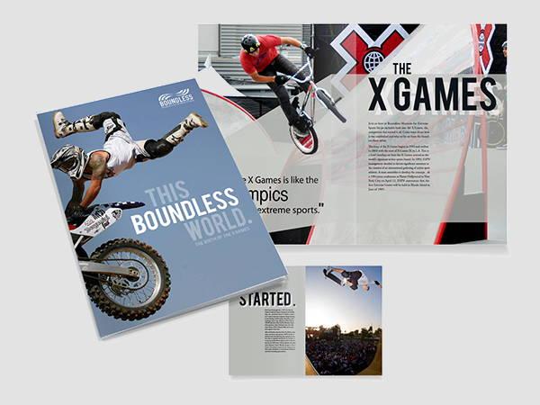 8+ Corporate Event Brochures - Designs, Templates Free \ Premium - sports brochure