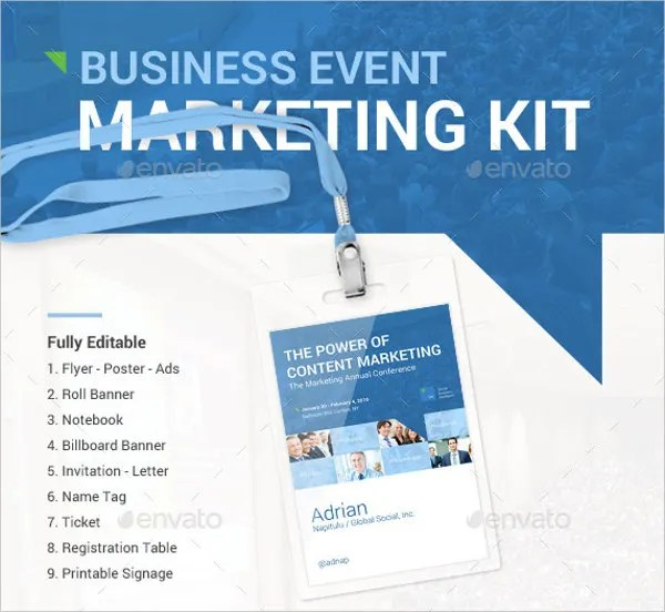18+ Business Event Invitations - PSD, AI, EPS, Word Free  Premium