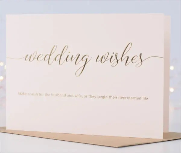 8+ Marriage Greeting Cards - JPG, Vector EPS, PSD, AI Free